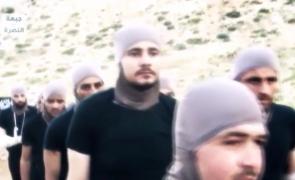 soldati siria executie
