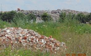 groapa de gunoi sectorul 1