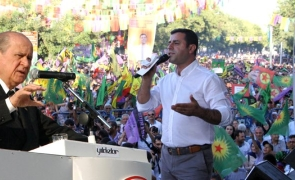 miting HDP