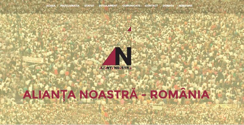 Imagini pentru alianta noastra romania
