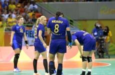 romania handbal olimpiada