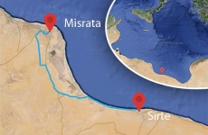 sirte mistrata Libia