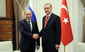 Recep Tayyip Erdogan Vladimir Putin