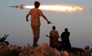 sirte libia lupte racheta