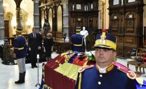 funeralii regina Ana