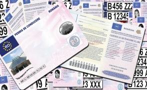 acte permis conducere buletin carti identitate