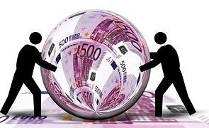diverse, bani, monede, euro