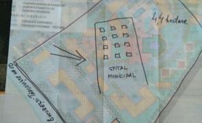 plan spital sector 1