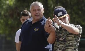 Inquam criminal suporter Dinamo