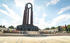 monument parcul carol