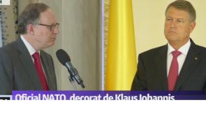 Iohannis secretar NATO