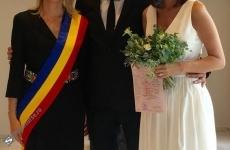Andreea Berecleanu Gabriela Firea nunta