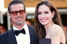 Brad Pitt şi Angelina Jolie