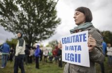 Inquam proteste Gabriel Oprea