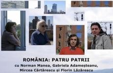 romania patru patrii