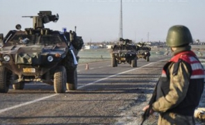 soldati turci Turcia