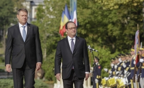 iohannis hollande Inquam Photos