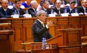 Ciolos parlament
