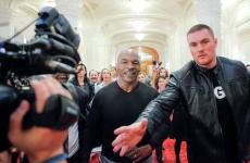 Inquam Mike Tyson in Parlament