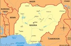 nigeria harta
