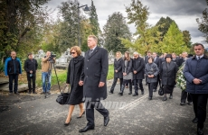 Klaus Iohannis inmormantare 5