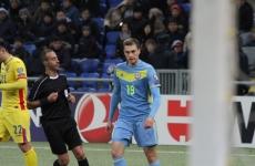 arbitru Kazahstan - Romania
