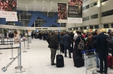coada Aeroport Otopeni 2