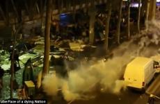 migranti evacuati Paris
