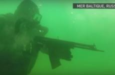soldati rusi sub mare
