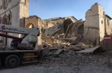 cutremur Norcia Italia