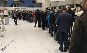 coada Aeroport Otopeni