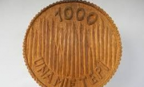 moneda lemn