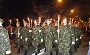 militari torțe
