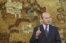 Inquam Traian Băsescu semn deget depunere juramant moldova