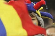 Inquam suporter Romania
