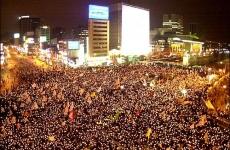 proteste Seul