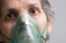 masca de oxigen