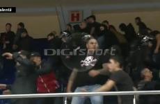 bătaie Steaua Dinamo handbal