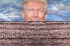 Trump zid