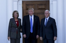 Betsy DeVos Trump