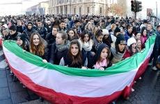 italia protest