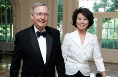Mitch McConnell Elaine Chao