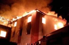 turcia incendiu