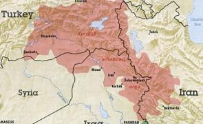 turcia irak granita