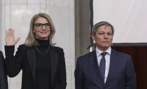 Inquam Alina Gorghiu Dacian Ciolos Alina Gorghiu