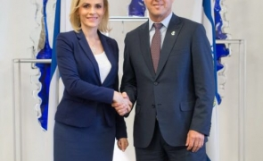 Gabriela Firea primar Israel