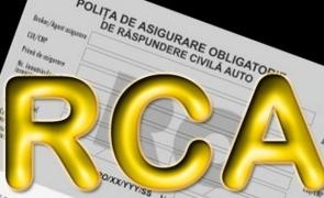 poliță RCA