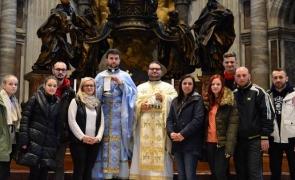 vatican preot