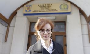 Inquam Ioana Basescu la DNA