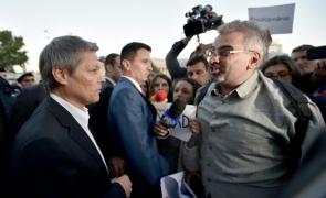 miting Cioloș
